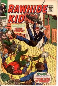 RAWHIDE KID (1960-1979) 62 F-VF February 1968 COMICS BOOK