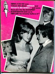 Teen Life 2/1966-Publication House-Beatles-Teena A Go Go-Bob Powell-VG-