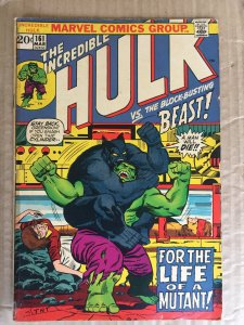 The Incredible Hulk #161 (1973)