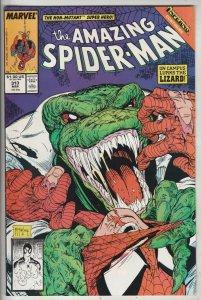 Amazing Spider-Man #313 (Mar-89) NM- High-Grade Spider-Man