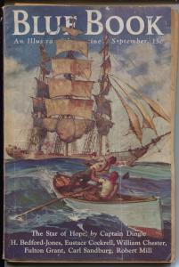 Blue Book 9/1938-Austin Briggs-Herbert Morton Stoops cover-Gustavson-P