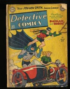 Detective Comics #151 FA/GD 1.5