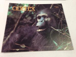 CInefex #16 VG/FN Rich Baker special