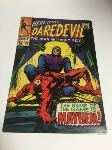Daredevil 36 Vf Very Fine 8.0 Marvel Comics Silver Age