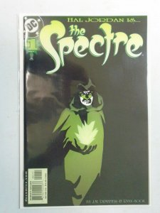 The Spectre (4th Series) #1 6.0 FN (2001)