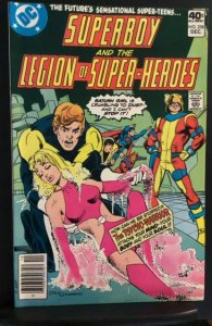 Superboy and the Legion of Super-Heroes #258 (1979)