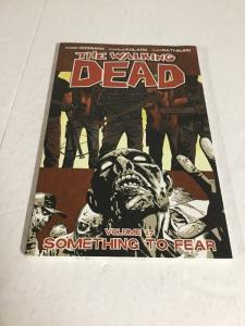 Walking Dead Vol 17 Something To Fear Tpb Vf Very Fine Image Comics
