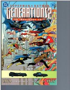 Superman & Batman: Generations II #2 (2001)