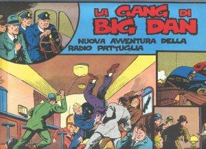 Radio Pattuglia numerado 14 a boligrafo en laterial superior izquierdo