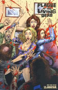 Plague of the Living Dead #2E VF; Avatar | save on shipping - details inside