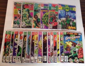 Tales Of The Green Lantern Corps 1-3 202-224 VF/NM Missing 203-205 208 220 221
