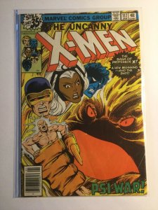 Uncanny X-Men 117 Very good/ fine vg/fn 5.0 MARVEL