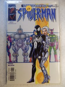 WEBSPINNERS TALES OF SPIDER-MAN # 17