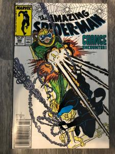 Marvel Amazing Spider-Man 298 * 1st Appearance Eddie Brock * Newsstand