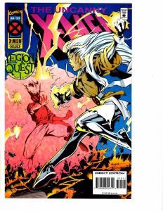 6 Uncanny X-Men Marvel Comic Books # 320 321 322 324 325 326 Wolverine J201