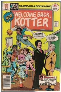 WELCOME BACK KOTTER 1 VG Nov. 1976