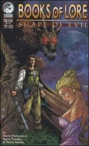 Books of Lore: Shape of Evil #1 VF/NM; Peregrine | save on shipping - details in