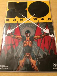 X-O Manowar: General  #4