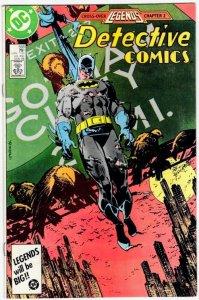 DETECTIVE COMICS #568 (FN/VF) No Resv! 1¢ Auction! See More!!!