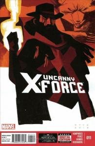 Uncanny X-Force (2nd Series) #11 VF/NM; Marvel   save on shipping - details insi