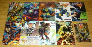 Ash #0 ½ 1-6 VF/NM complete series + cinder & smoke+more FIRE FIGHTER SUPER HERO