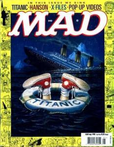 Mad (1952 series) #369, NM + (Stock photo)