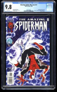 Amazing Spider-Man (1999) #17 CGC NM/M 9.8 White Pages
