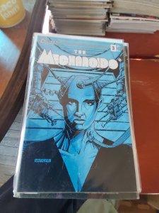 Mechanoids #3 (1991)