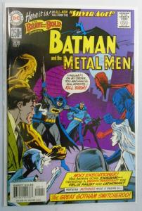Silver Age Brave and the Bold #1, 8.0/VF (2000)