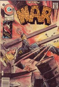 All-New War #4 (Jan-76) NM- High-Grade