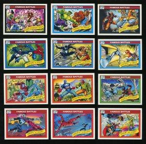 1990 Marvel Comics Card Set MINT