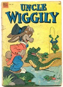 Uncle Wiggily- Four Color Comics #503 1953- Golden Age reading copy