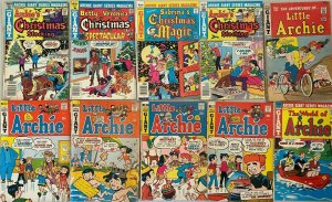 Vintage archie giant comic lot 27 difference