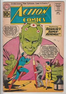 Action Comics #280 (Sep-81) VG/FN+ Mid-Grade Superman