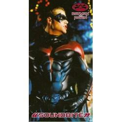 1997 Skybox BATMAN AND ROBIN MOVIE Widevision SOUNDBITE #38