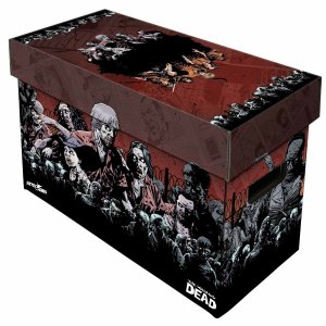 Short Comic Box - Art - The Walking Dead - Compendium - 10 Boxes