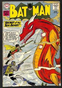 Batman #138 GD+ 2.5