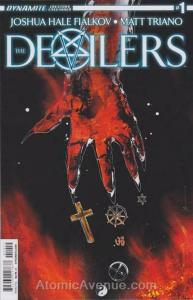 Devilers, The #1 VF/NM; Dynamite | save on shipping - details inside