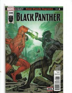 Black Panther #166 Marvel Comics 1st Print NM   nw128