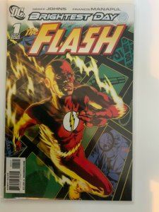 THE FLASH #1,2,3,4 SET OF FOUR COVERS NEAR MINT.