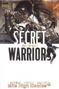 SECRET WARRIORS VOL. 3: WAKE THE BEAST HC (2010 Series) #1 Near Mint
