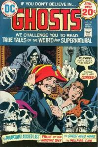 Ghosts (1971 series) #32, VF (Stock photo)