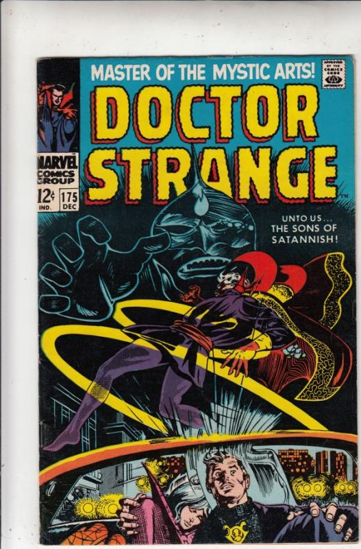 Doctor Strange #175 (Dec-68) VF/NM High-Grade Dr. Strange