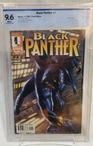 Black Panther #1 (Nov 1998, Marvel)