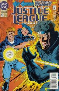Justice League (1987 series) #82, NM (Stock photo)