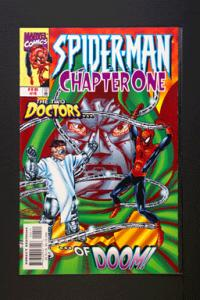 Spider-Man Chapter One #4 February 1999
