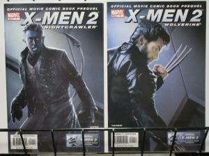 X MEN 2 WOLVERINE H JACKMAN PHOTO PREQUEL NIGHTCRAWLER