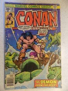 CONAN THE BARBARIAN # 69