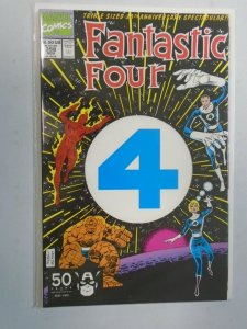 Fantastic Four #358 8.0 VF (1991 1st Series)
