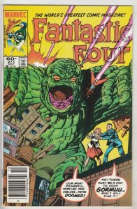 Fantastic Four #271 (Oct-84) VF/NM High-Grade Fantastic Four, Mr. Fantastic (...